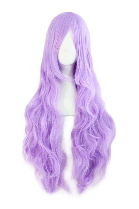 Light Purple Wig by Get Cheap Light Purple Curly Wig Aliexpress