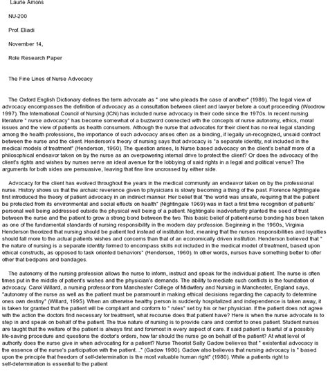 Nursing Essay application essay sle nursing school