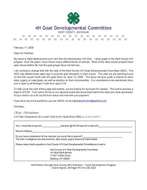 sponsorship letter exles europeipsleep
