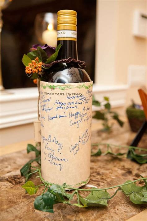wine themed birthday decorations winery birthday ideas photo 3 of 13 catch my