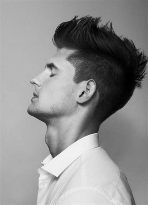 edgy dramatic hairstyles the edgy pompadour cool mens hairstyles 2014 with dramatic