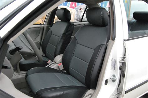 toyota custom seat covers toyota corolla 1998 2002 leather like custom seat cover ebay