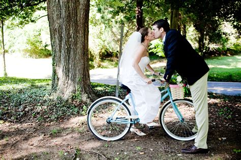 Wedding On Bicycle by Inspiration Bicycles At Weddings United With