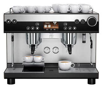 espresso machine den haag wmf espresso koffiemachine caf 233 del mar koffie den haag