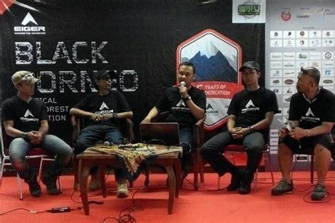 Pisau Eiger Black Borneo eiger blusukan di black borneo expedition