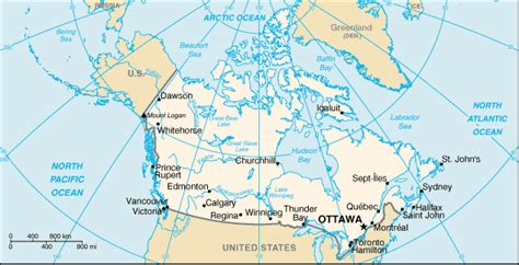 canadian map with coordinates map of canada america coordinates location area