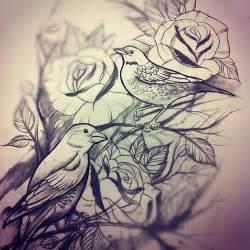 rose and bird tattoo tattoo ideas top picks