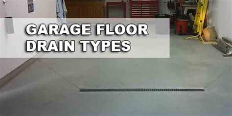 How To Install A Garage Floor Drain by Garage Floor Drain Ideas