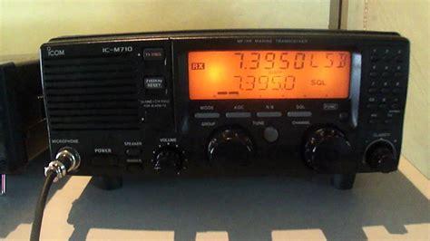 Icom M710 icom m710 philippines