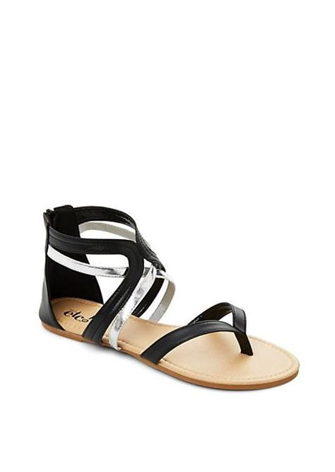 rue 21 gladiator sandals metallic gladiator sandal from rue21 s shoes
