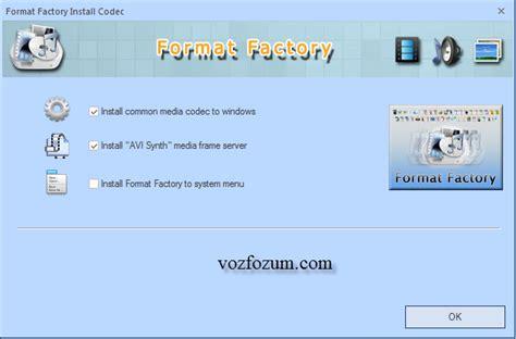 Format Factory Moi Nhat Full Crack | nhớ bỏ đ 225 nh dấu 2 244 n 224 y đi nh 233 kẻo lại phải c 224 i addon v 224 o
