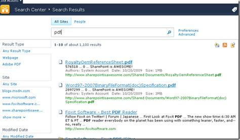Sharepoint Search Image Gallery Sharepoint Search