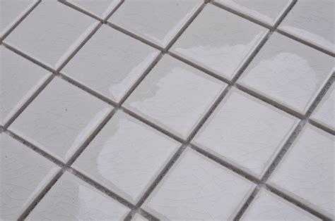 1 Inch White Ceramic Tiles - md038t 10x10 white tile 1 inch ceramic tile ceramic mosaic