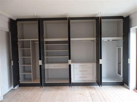 Built In Closets For Bedroom Home Design Ideas