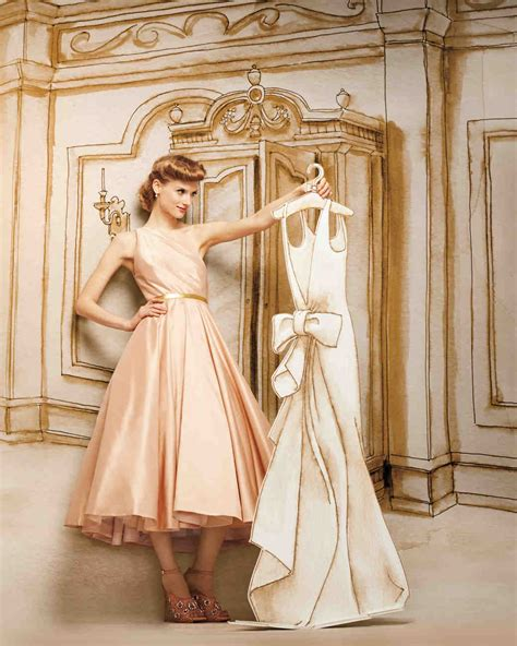 Dreamy Fairy Tale Wedding Dresses   Martha Stewart Weddings