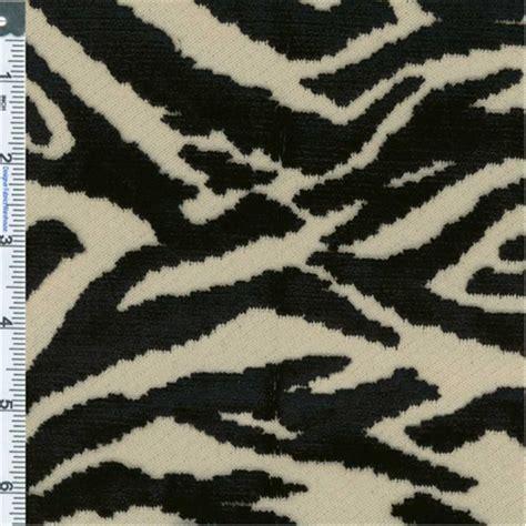 tiger print upholstery fabric black white tiger print cut velvet upholstery fabric