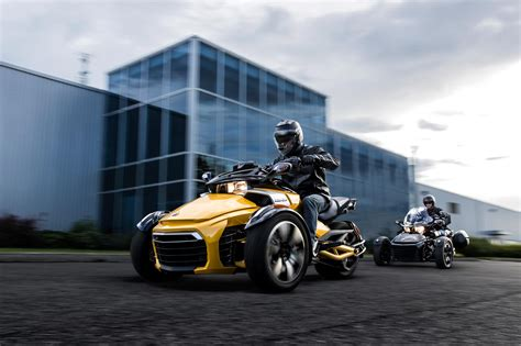 can am 2018 2018 can am spyder f3 s review totalmotorcycle