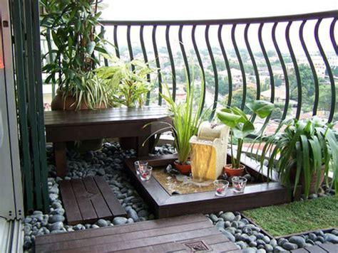 Gardening Ideas For Small Balcony Balcony Garden Design Ideas Interiorholic