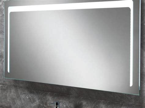 illuminated bathroom mirrors uk hib christa led mirror shivers bathrooms showers