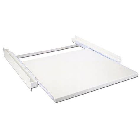 ausziehbare arbeitsplatte zwischenrahmen universal mit white parts patzschke