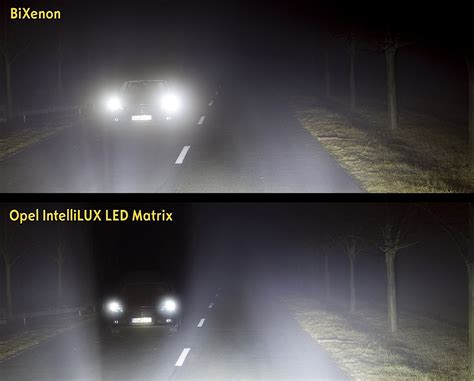 Lu Led 2015 opel intellilux led matrix headlights to debut at iaa 2015