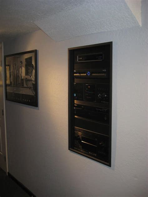 Home Theater Closet media closet size avs forum home theater discussions and reviews