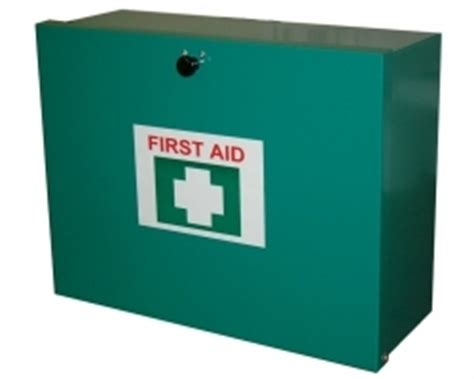 wall mounted first aid box buy online first aid kit for 26 50 people wall mounted metal box dl