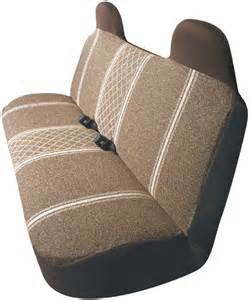 Seat Cover Brown Brown Back Truck Bench Seat Cover Ali67 1919brn