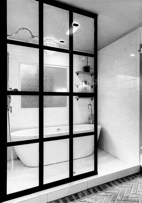industrial shower door best 25 industrial showers ideas on pinterest