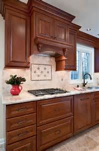 kitchen cabinet range design cabinet style range hood w decorative backsplash traditional kitchen philadelphia by
