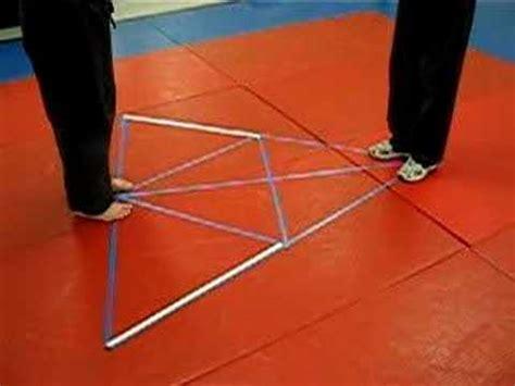 triangular footwork youtube