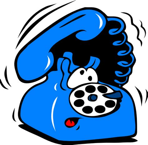 Phones Clipart ringing phone clip at clker vector clip