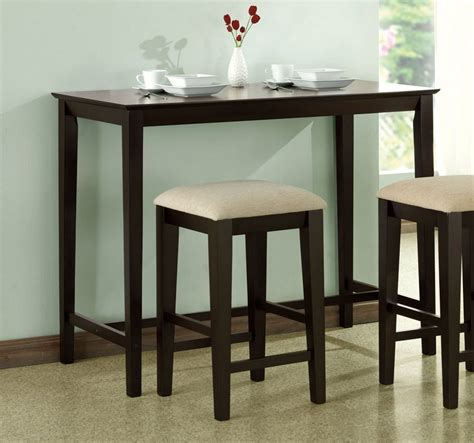 tall kitchen table with bench kitchen high top table sets winda 2017 including tall