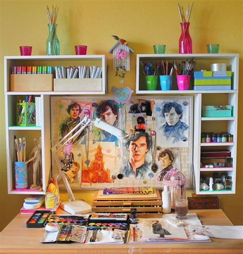 how to make your dream room dream hobby room how to create your own art studio at