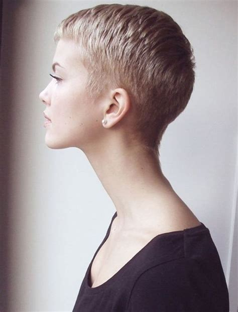 super short hairstyles for women elle hairstyles