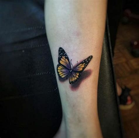 yellow butterfly tattoo best 20 yellow butterfly ideas on