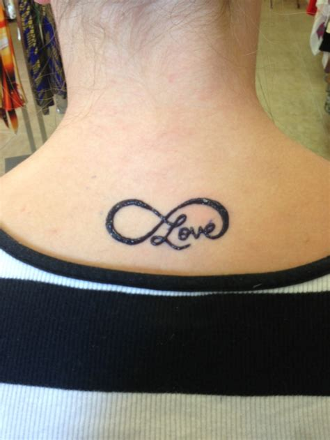 infinity love henna tattoo love ink pinterest