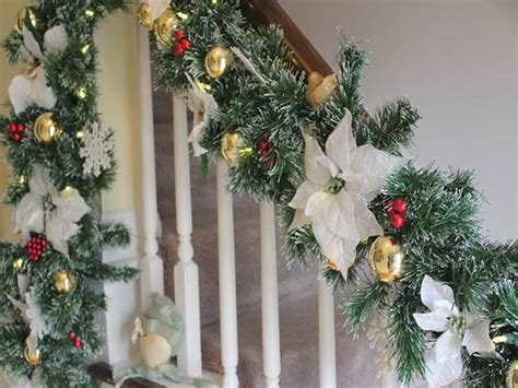 decoration how to make christmas garland ornament