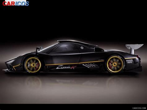 pagani zonda side view pagani zonda r side wallpaper 9 1600x1200