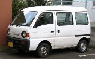 Suzuki Carry Wiki File 10th Generation Suzuki Carry Jpg Wikimedia Commons