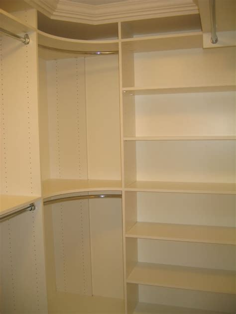 Small Corner Closet by Walk In Closet Traditional Closet Toronto By