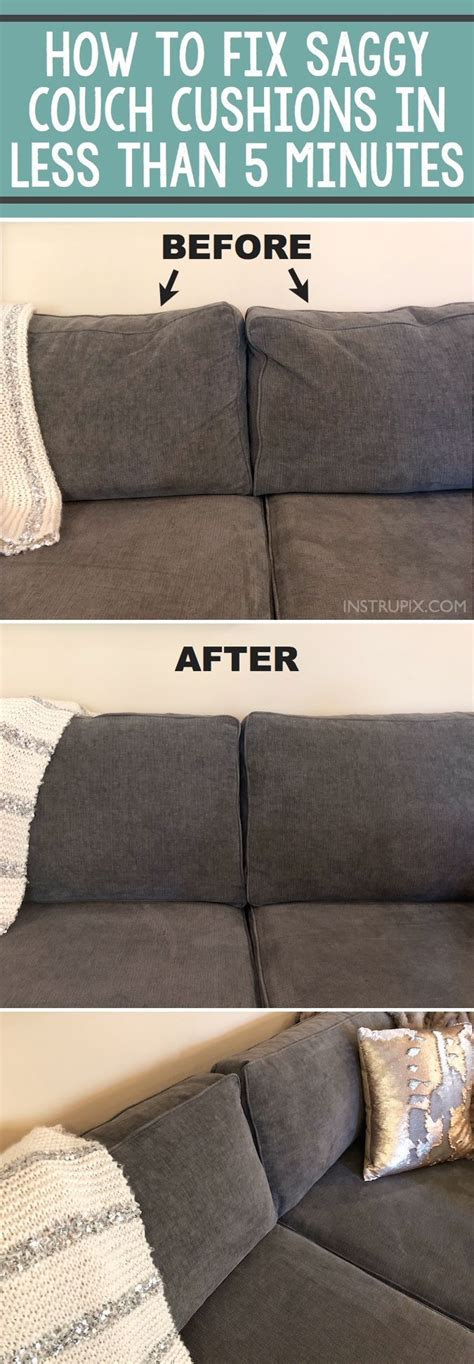 how to fix a sunken couch sagging sofa repair uk catosfera net