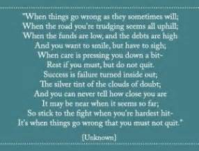 dont quit    wrong     hfdc  give  life quotes