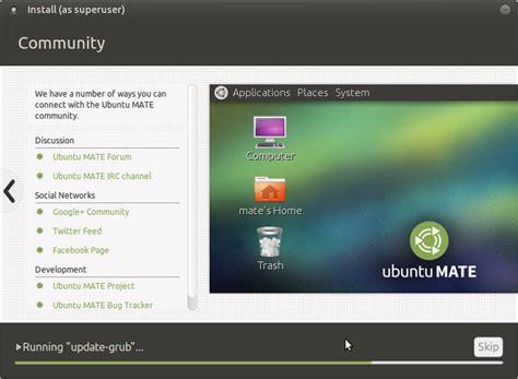 tutorial install ubuntu mate install ubuntu mate using quot something else quot method