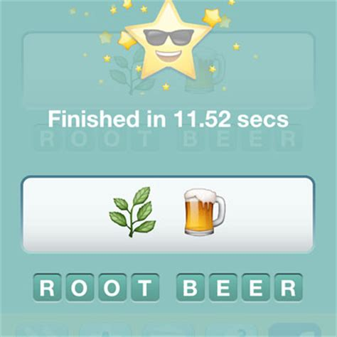 emoji root root beer emoji pop answers emoji pop cheats
