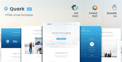 50 best multipurpose responsive email templates 2016