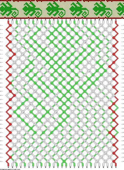 Hemp Weaving Patterns - 541 best freundschaftsb 228 nder kn 252 pfen images on