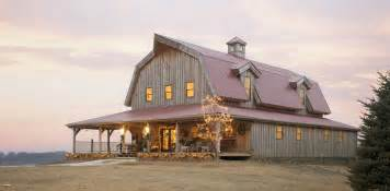 barn wood home great plains gambrel project rsm log kits amp plans