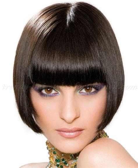 bob hairstyles bob hairstyle with fringe trendy