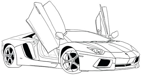 Lamborghini Coloring Pages Printable by Lamborghini Printable Coloring Pages Totgs Org